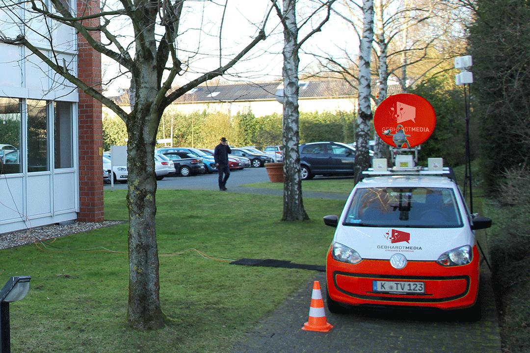 LIVESTREAM Ü-Wagen